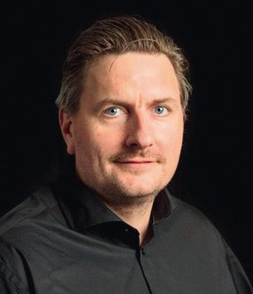 Kristian Kassow, Gründer von Kassow Robots