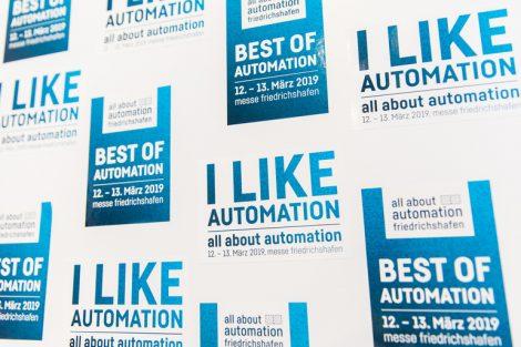 Am 12. und 13. März 2019 findet in Friedrichshafen die Fachmesse all about automation statt.