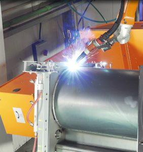Dampfkessel mit digitaler Leistungs- und Niveauregelung ...