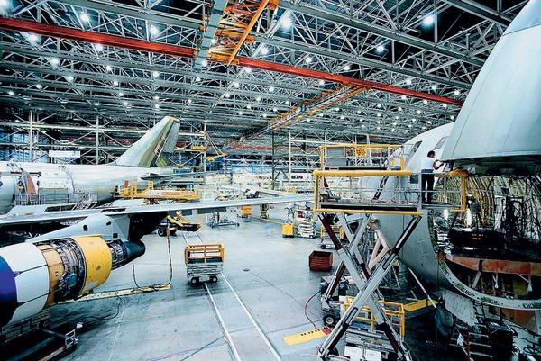 Fußbodenplatten Flugzeug ~ Halbautomatische montage von flugzeug bodenplatten mit