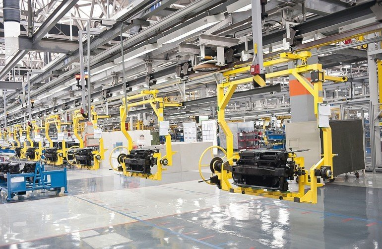 Modern_car_production_lineModern_car_production_line