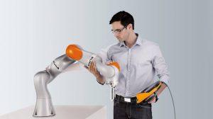 KUKA Roboter LBRiiwa