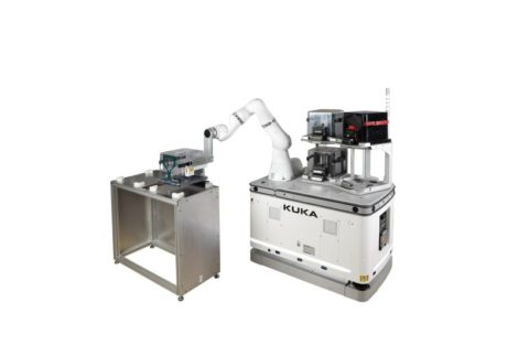 KUKA Handling Solution für Wafer