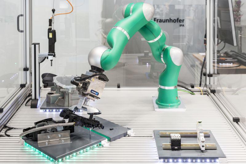 Montageautomatisierung